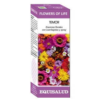 FLOWERS OF LIFE TEMOR